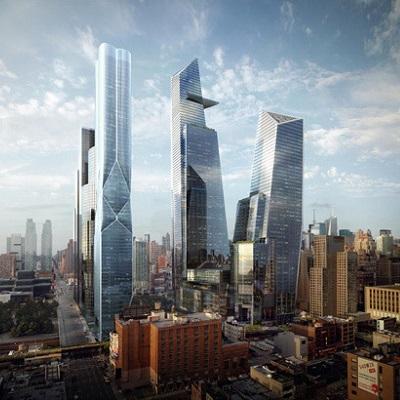 哈德逊城市广场项目 税务优惠远超亚马逊