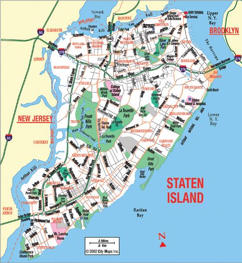 去纽约史泰登岛购房?下手前先想想