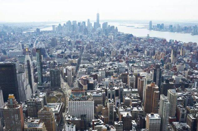 曼哈顿房地產市场 销售寒冬价格下滑