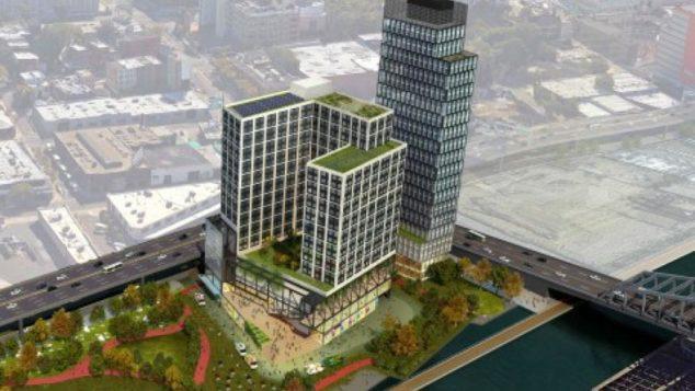 南布朗士将建超大可负担公寓楼 容1045套单位