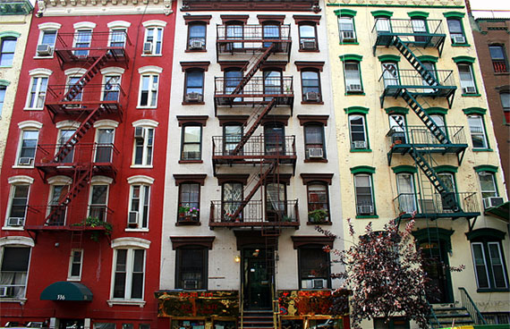 纽约新法10.14上路 保护租户