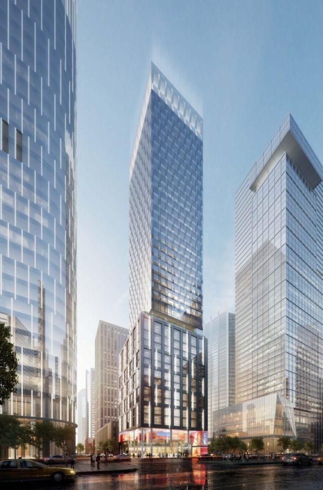 七月纽约十大地产项目榜中榜 曼哈顿占4成