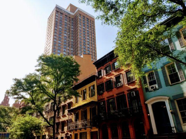 纽约租房市场业主壮底气 不再以特别优惠招徕