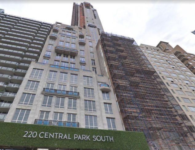 全美最贵公寓是它!亿万富翁狂砸2.38亿美元买下纽约豪宅