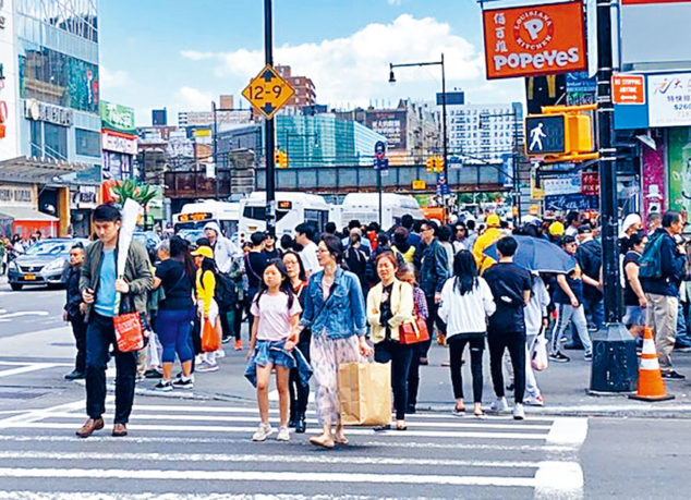 纽约皇后区四月整体租金价格略降 法拉盛积臣泰等社区逆市上升